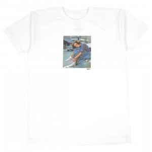 BAIT x Back To The Future Men Lorraine Tee (white)