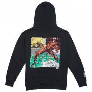 BAIT x Marvel Men Carnage Logo Hoody (black)