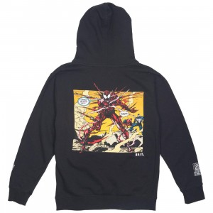 BAIT x Marvel Men Carnage Never Dies Hoody (black)