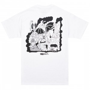 BAIT x Dungeons and Dragons Men Todd James Tee (white)