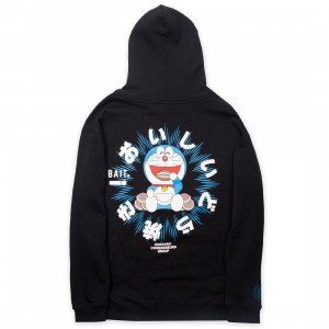 BAIT x Doraemon Men Dorayaki Hoody (black)