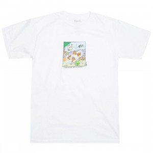 BAIT x Heathcliff Men Can't We All Get Along Tee (white)