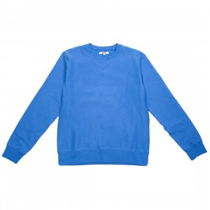 BAIT Men Premium Core Crew Neck (blue / palace)