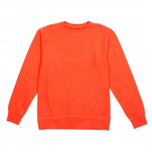 BAIT Men Premium Core Crew Neck (orange / orange com)