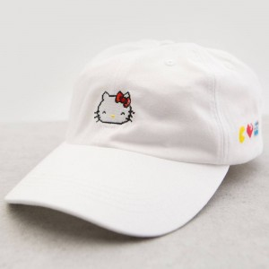 BAIT x Sanrio x Pac-Man Hello Kitty Hat (white)