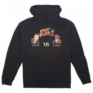 BAIT x Street Fighter x JBALVIN Men VS Hoody (black)