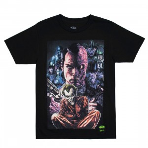 BAIT x Joker Men Villains Tee (black)