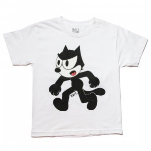 BAIT x DreamWorks Big Felix Youth Tee (white)