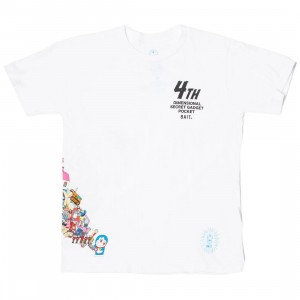 BAIT x Doraemon Youth 4D Tee (white)
