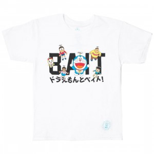 BAIT x Doraemon Youth BAIT Logo Tee (white)