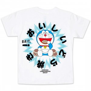 BAIT x Doraemon Youth Dorayaki Tee (white)
