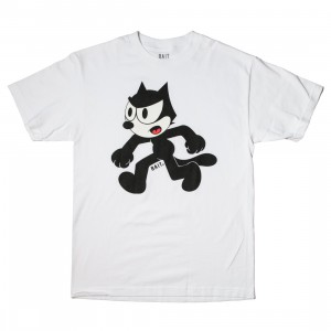 BAIT x DreamWorks Men Big Felix Tee (white)