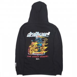 BAIT x Marvel Comics Men Ghost Rider Death Race Hoody (black)