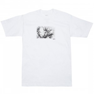 BAIT x One Punch Man Men One Manga Tee (white)