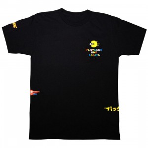 BAIT x Pacman Men Glitch Tee (black)