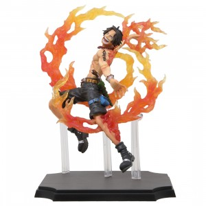 Bandai Ichiban Kuji Professionals One Piece Ace Figure (tan)