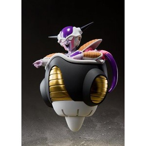 PREORDER - Bandai S.H.Figuarts Dragon Ball Z Frieza First Form And Frieza Pod Set (purple)