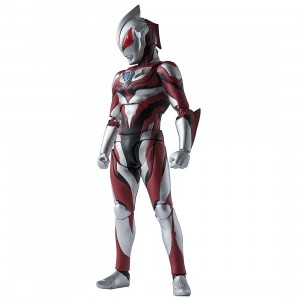 Bandai S.H.Figuarts Ultraman Geed Primitive New Generation Edition Figure (silver)