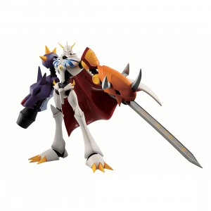 PREORDER - Bandai Ichibansho Digimon Adventure Omnimon Figure (white)