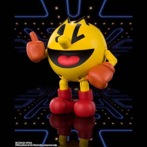 PREORDER - Bandai S.H.Figuarts Pac-Man Figure (yellow)