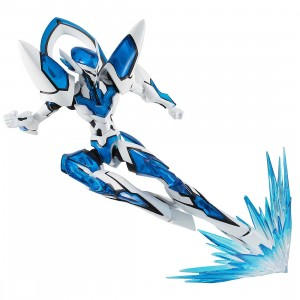 PREORDER - Bandai The Robot Spirits Back Arrow Briheight Muga Side BH Figure (blue)