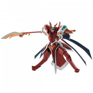 PREORDER - Bandai The Robot Spirits Back Arrow Briheight Gigan Side BH Figure (red)