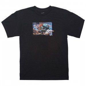 BAIT x Street Fighter Men The World Warrior Tee (black)