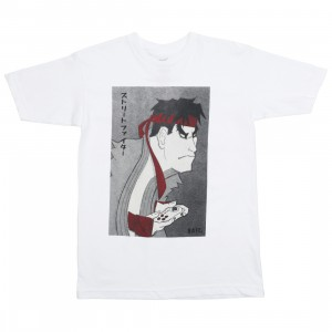 BAIT x Street Fighter x Kidokyo Men Ryu Tee (white)