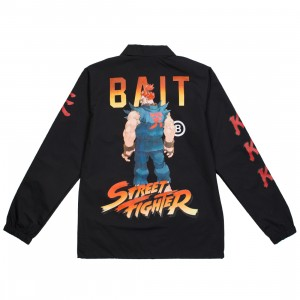 BAIT x Street Fighter Men Akuma Stance Jacket (black)