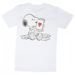 BAIT x Snoopy Men Lots Of Love Tee (white)