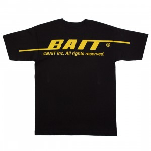 BAIT Men BAIT Sound Design Tee (black)