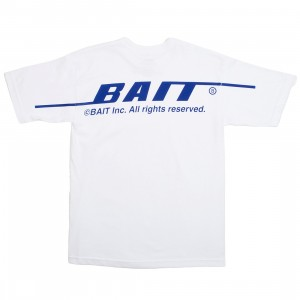 BAIT Men BAIT Sound Design Tee (white)