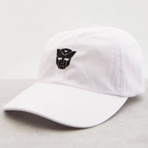 BAIT x Transformers Autobots Dad Cap (white)