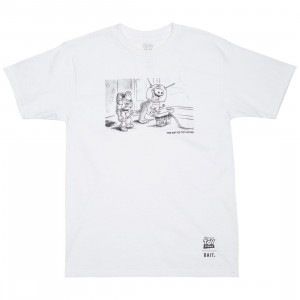 BAIT x Toy Story Men Buzz and Rex Tee (white)