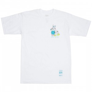 BAIT x Toy Story Men Made To Play Ducky And Bunny Tee (white)