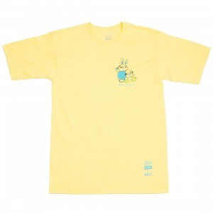 BAIT x Toy Story Men Made To Play Ducky And Bunny Tee (yellow)