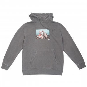 BAIT x Ultraman Men Kaiju Battle Hoody (black)