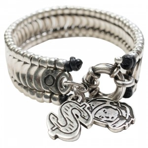 Billionaire Boys Club Eclipse Bracelet (silver)