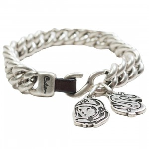 Billionaire Boys Club Wellness Bracelet (silver)