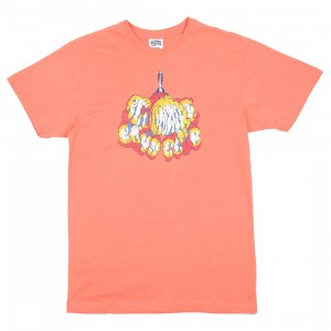 Billionaire Boys Club Men Lift Tee (pink / camelia)