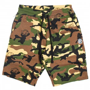 Billionaire Boys Club Men Create Shorts (brown / cocoon)