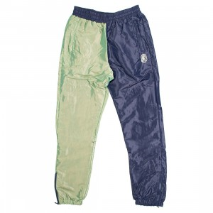 Billionaire Boys Club Men Swisher Track Pants (blue / green)