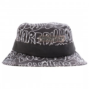 Billionaire Boys Club Get Buckets Bucket Hat (black)
