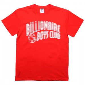 Billionaire Boys Club Men Dazed Tee (red)
