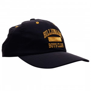 Billionaire Boys Club No Cap Cap (black)