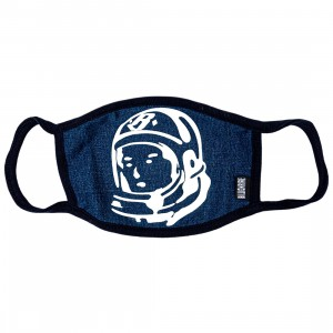 Billionaire Boys Club Denim Helmet Mask (blue / jean)