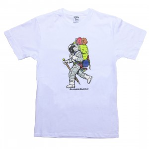 Billionaire Boys Club Men Walker Tee (white)