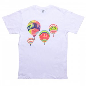 Billionaire Boys Club Men Hot Air Tee (white)