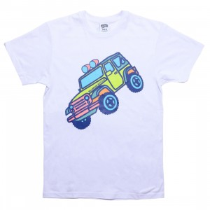 Billionaire Boys Club Men All Land Tee (white)