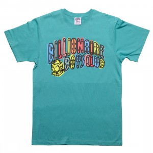 Billionaire Boys Club Men Off Registration Tee (green / latigo bay)